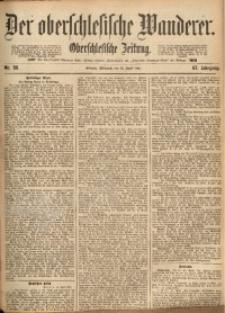 Der Oberschlesische Wanderer, 1894, Jg. 67, Nr. 88