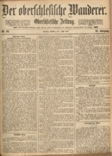 Der Oberschlesische Wanderer, 1894, Jg. 67, Nr. 99