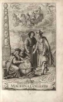 Johannis Hevelii Machinae Coelestis [...]