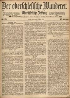 Der Oberschlesische Wanderer, 1894, Jg. 67, Nr. 125