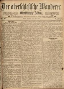 Der Oberschlesische Wanderer, 1894, Jg. 67, Nr. 195