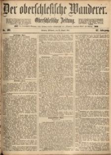 Der Oberschlesische Wanderer, 1894, Jg. 67, Nr. 198
