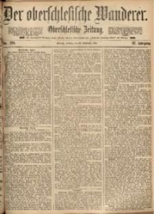 Der Oberschlesische Wanderer, 1894, Jg. 67, Nr. 224