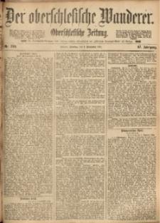 Der Oberschlesische Wanderer, 1894, Jg. 67, Nr. 255