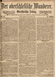 Der Oberschlesische Wanderer, 1894, Jg. 67, Nr. 271