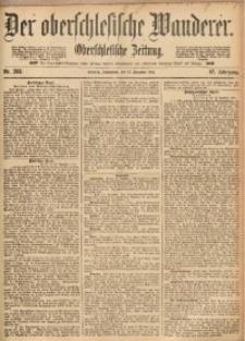 Der Oberschlesische Wanderer, 1894, Jg. 67, Nr. 289