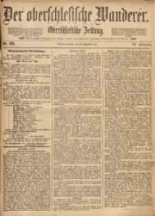 Der Oberschlesische Wanderer, 1894, Jg. 67, Nr. 298