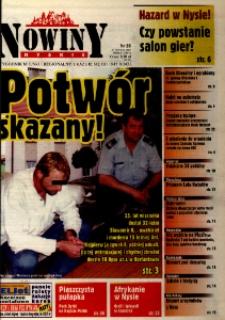 Nowiny Nyskie 2007, nr 25.