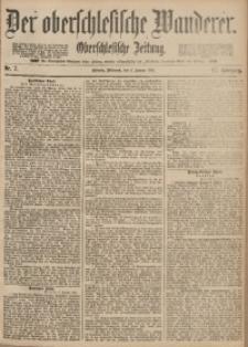 Der Oberschlesische Wanderer, 1895, Jg. 67, Nr. 7