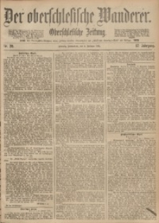Der Oberschlesische Wanderer, 1895, Jg. 67, Nr. 28