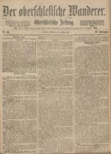 Der Oberschlesische Wanderer, 1895, Jg. 67, Nr. 55