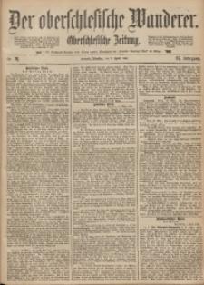 Der Oberschlesische Wanderer, 1895, Jg. 68, Nr. 78