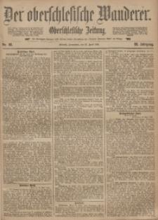 Der Oberschlesische Wanderer, 1895, Jg. 68, Nr. 98
