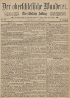 Der Oberschlesische Wanderer, 1895, Jg. 68, Nr. 113