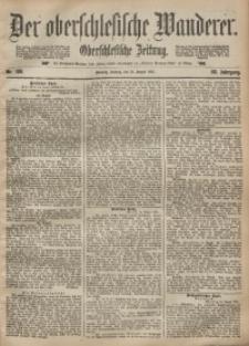 Der Oberschlesische Wanderer, 1895, Jg. 68, Nr. 196