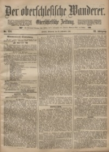 Der Oberschlesische Wanderer, 1895, Jg. 68, Nr. 224