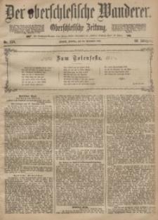 Der Oberschlesische Wanderer, 1895, Jg. 68, Nr. 274
