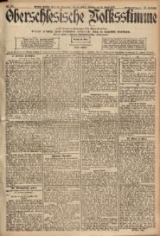 Oberschlesische Volksstimme, 1900, Jg. 25, Nr. 189