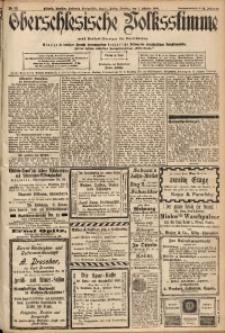 Oberschlesische Volksstimme, 1900, Jg. 25, Nr. 231 [Zweites Blatt]