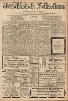 Oberschlesische Volksstimme, 1900, Jg. 25, Nr. 243 [Zweites Blatt]