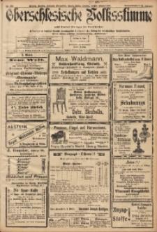 Oberschlesische Volksstimme, 1900, Jg. 25, Nr. 249 [Drittes Blatt]