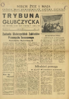 Trybuna Głubczycka : pismo Powiatowego Komitetu Narodowego w Głubczycach. R. 3, nr 14.