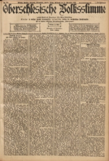 Oberschlesische Volksstimme, 1900, Jg. 25, Nr. 262