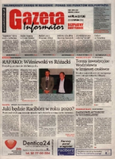 Gazeta - Informator. R. 7, nr 22 (126).