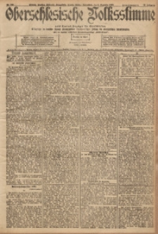 Oberschlesische Volksstimme, 1900, Jg. 25, Nr. 282 [Drittes Blatt]