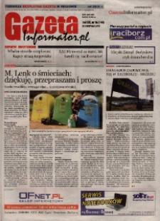 Gazeta - Informator. R. 8, nr 16 (144).