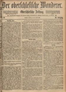 Der Oberschlesische Wanderer, 1896, Jg. 69, Nr. 98