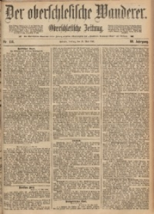 Der Oberschlesische Wanderer, 1896, Jg. 69, Nr. 124