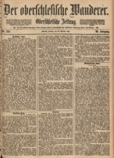 Der Oberschlesische Wanderer, 1896, Jg. 69, Nr. 255