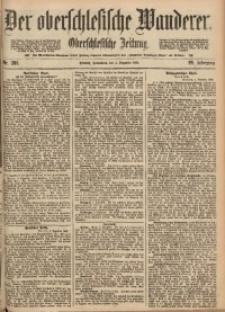 Der Oberschlesische Wanderer, 1896, Jg. 69, Nr. 285