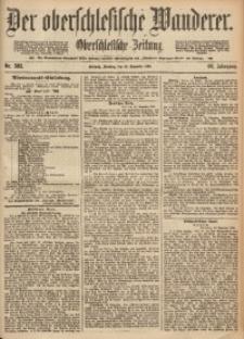 Der Oberschlesische Wanderer, 1896, Jg. 69, Nr. 303