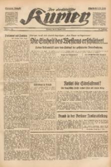 Der Oberschlesische Kurier, 1935, Jg. 29, Nr. 190