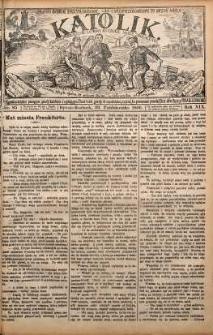 Katolik, 1886, R. 19, nr 85