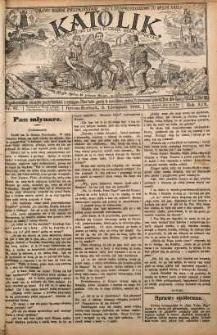 Katolik, 1886, R. 19, nr 87