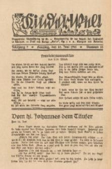 Die Kinderwelt, 1935, Jg. 9, Nr. 25