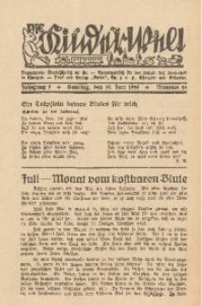 Die Kinderwelt, 1935, Jg. 9, Nr. 26
