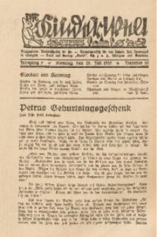 Die Kinderwelt, 1935, Jg. 9, Nr. 30
