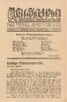Die Kinderwelt, 1935, Jg. 9, Nr. 51