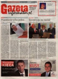 Gazeta Informator.pl. R. 9, nr 21 (173). (Powiat Wodzisławski)