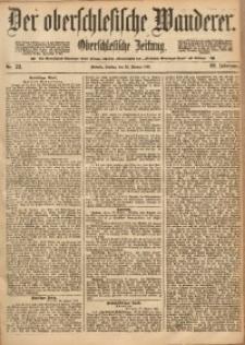 Der Oberschlesische Wanderer, 1897, Jg. 69, Nr. 23