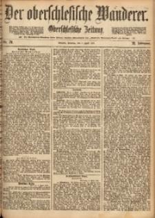 Der Oberschlesische Wanderer, 1897, Jg. 70, Nr. 79