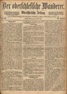 Der Oberschlesische Wanderer, 1897, Jg. 70, Nr. 88
