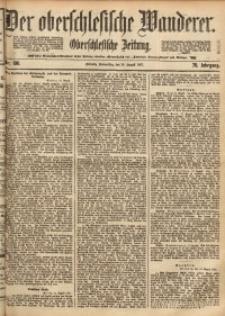 Der Oberschlesische Wanderer, 1897, Jg. 70, Nr. 190