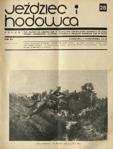 Jeździec i Hodowca, R. 15 (1936), Nry 28-36