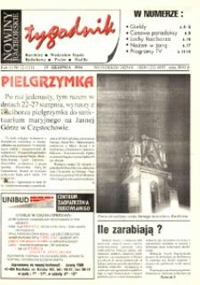 Nowiny Raciborskie. R. 3, nr 32 (131).