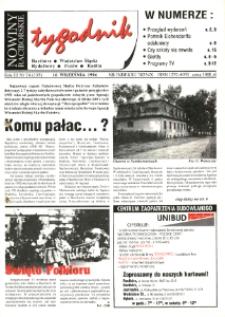 Nowiny Raciborskie. R. 3, nr 36 (135).